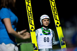 Klemens Muranka during Ski Jumping Continental Cup, on July 7th, Kranj, Slovenia. Photo by Ziga Zupan / Sportida