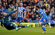 Brighton & Hove Albion v Birmingham City 21/02/2015