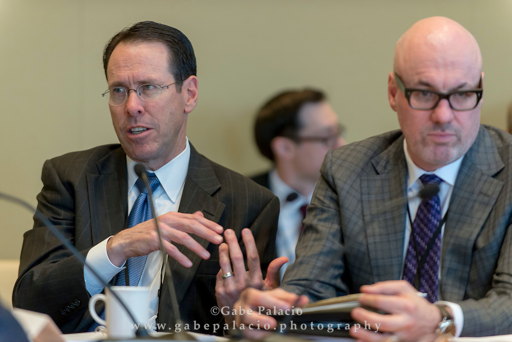 Action Group session at the Long Term Value Summit in New York on March 10, 2015. <br /> (photo by Gabe Palacio)
