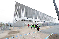 Illustration Stade - 23.03.2015 - Visite du Stade de Bordeaux -<br /> Photo : Caroline Blumberg / Icon Sport *** Local Caption ***