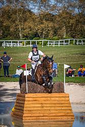 McEwen Tom, GBR Figaro van het Broekxhof<br /> Les 5 Etoiles de Pau 2019<br /> © Hippo Foto - Eric Knoll<br /> 26/10/2019