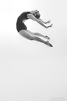 Black and white Dance As Art Photography Series with dancer Jessica Aronoff.
