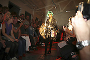 The Bistrotheque Annual Drag Ball , Bistrotheque, 23 Wadeson Street, London, E2, 15 August 2006. TONE TIME USE ONLY - DO NOT ARCHIVE  © Copyright Photograph by Dafydd Jones 66 Stockwell Park Rd. London SW9 0DA Tel 020 7733 0108 www.dafjones.com