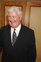 SIR CHAY BLYTH at a tribute lunch for Elaine Paige hosted by the Lady Taverners at The Dorchester, Park Lane, London on 13th November 2007.<br /><br />NON EXCLUSIVE - WORLD RIGHTS