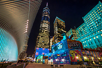 Oculus Plaza, World Trade Center