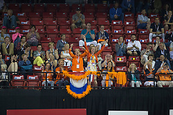 Dutch supporters <br /> Kur<br /> Reem Acra FEI World Cup™ Dressage Final<br /> Las Vegas 2015<br />  © Hippo Foto - Dirk Caremans<br /> 18/04/15