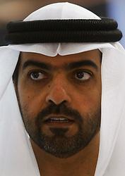 Sheikh Hamed bin Zayed Al Nahyan .Photo by: Stephen Lock/i-Images
