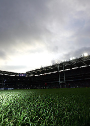 A general view of Croke Park during the RBS Six Nations match between Ireland v England, Croke Park, Dublin, Saturday 28th February