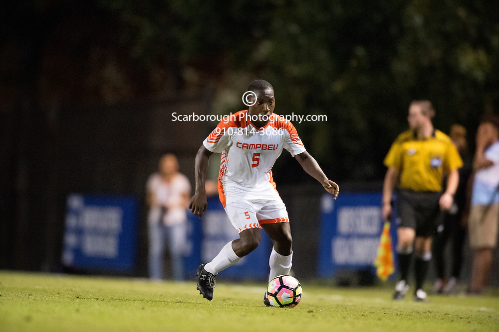 2016 Campbell University Men Soccer vs Duke