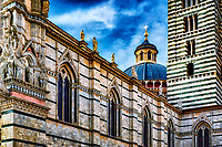 &quot;Siena Cathedral magnificent architecture&quot;...<br />