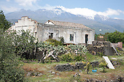 Mount Etna, eastern Sicily