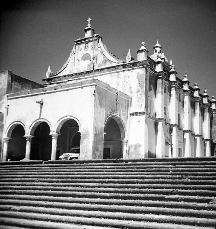 St. Francis of Assisi, or S. Francisco de Assis in Diu. 1968<br />