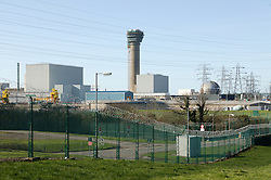 Sellafield nuclear power station; Cumbria,