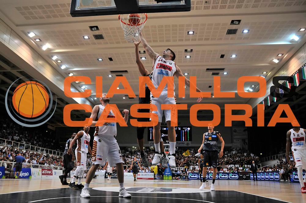 Jeff Viggiano<br /> Dolomiti Energia Aquila Basket Trento - Umana Reyer Venezia<br /> Lega Basket Serie A 2016/2017<br /> Playoff, finale gara 4<br /> Trento, 16/06/2017<br /> Foto M.Ceretti / Ciamillo-Castoria