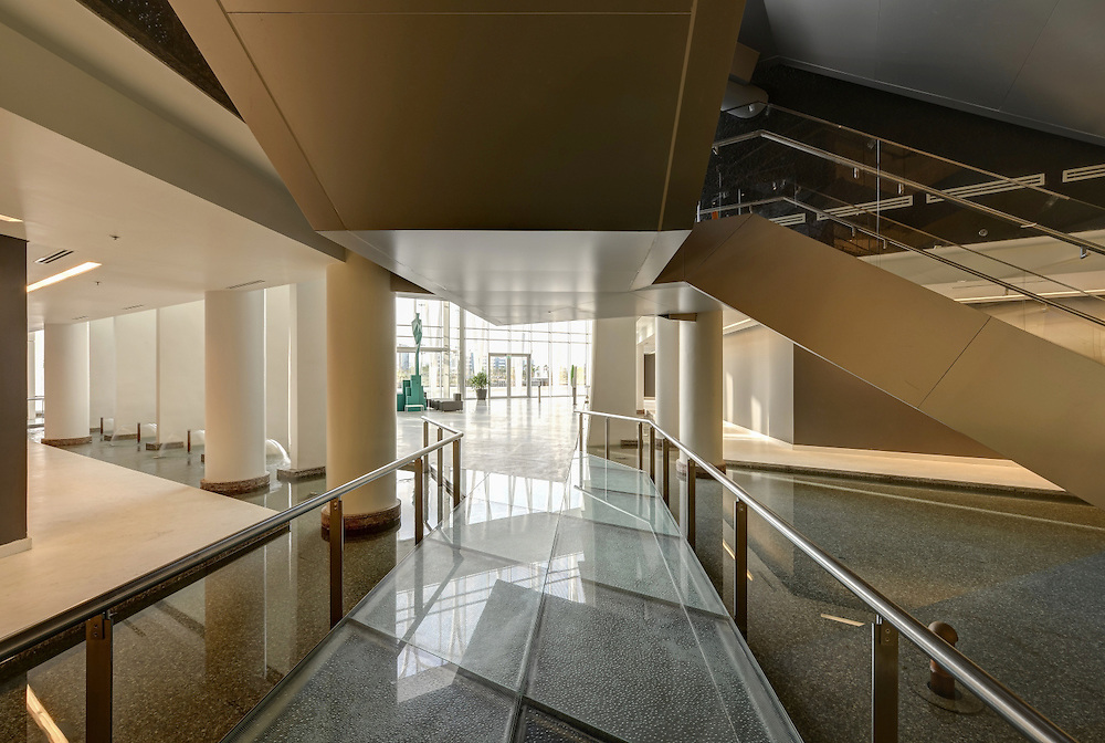 DAR Smart Village Headquarters | Client: Dar Al Handasah | Designer: Perkins+Will