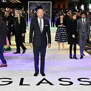 Glass - London premiere, London, UK