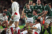 Ireland v England - RBS Six Nations 2009