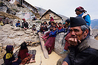 "Dasala Panka, 07 March 2005... ""In December 2003 two girls, Jo Sarabike and her friend, were raped by soldiers of the Royal Nepal Army in this village. They were 13 and 14 years old. After that day they left the village and joined the Maoist Army"" a witness says"