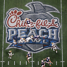 2018 Peach Bowl (17 Season) - UCF v Auburn