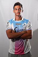 CAMPEONATO ARGENTINO Soccer / Football. <br /> TEMPERLEY Portraits <br /> Bs.As. Argentina. - March 18, 2015<br /> Here Temperley player Rodrigo Garcia<br /> © PikoPress