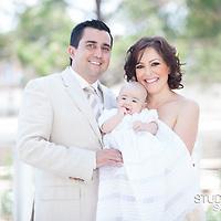 Bautizo Erika y Manuel