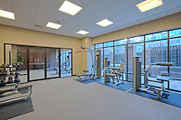 The Portico Exercise Room
