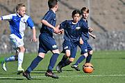 08.04.17; Zuerich; Fussball FCZ Academy - Grasshopper Club - Zuerich FE14 Oberland; <br /> Loisi Davide (Zuerich)  <br /> (Andy Mueller/freshfocus)