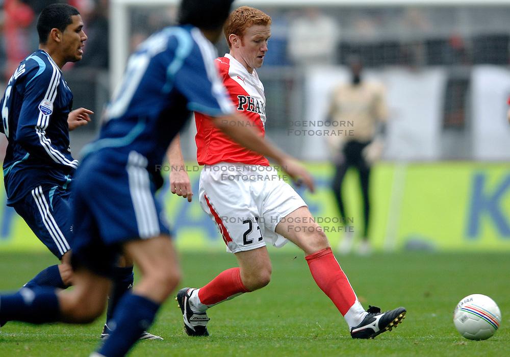 28-10-2007 VOETBAL: FC UTRECHT - AJAX: UTRECHT<br /> Ajax wint met 1-0  van Utrecht / Hans Somers<br /> &copy;2007-WWW.FOTOHOOGENDOORN.NL