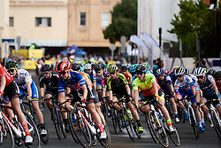Jessica Allen (AUS) during Stage 4 of 2020 Santos Women's Tour Down Under, a 42.5 km road race in Adelaide, Australia on January 19, 2020. Photo by Sean Robinson/velofocus.com