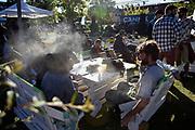 20181208/ Nicolas Celaya - adhocFOTOS/ URUGUAY/ MONTEVIDEO/ LATU/ Expo Cannabis, quinto encuentro de cannabis y c&aacute;&ntilde;amo, usos medicinales, terap&eacute;uticos e industriales, en el LATU, Montevideo.<br /> En la foto: Expo Cannabis, quinto encuentro de cannabis y c&aacute;&ntilde;amo, usos medicinales, terap&eacute;uticos e industriales, en el LATU, Montevideo. Foto: Nicol&aacute;s Celaya /adhocFOTOS