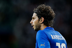 Andrea Ranocchia of Italy looks on - Photo mandatory by-line: Rogan Thomson/JMP - 07966 386802 - 31/03/2015 - SPORT - FOOTBALL - Turin, Italy - Juventus Stadium - Italy v England - FIFA International Friendly Match.