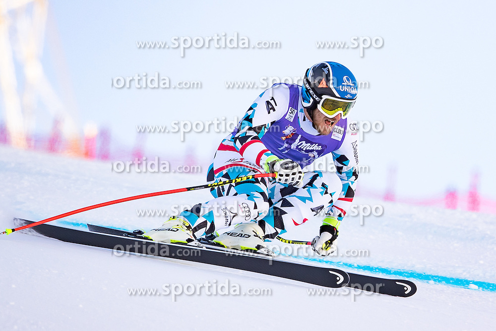 02.12.2016, Val d Isere, FRA, FIS Weltcup Ski Alpin, Val d Isere, Super G, Herren, im Bild Matthias Mayer (AUT) // Matthias Mayer of Austria in action during the race of men's SuperG of the Val d'Isere FIS Ski Alpine World Cup. Val d'Isere, France on 2016/02/12. EXPA Pictures © 2016, PhotoCredit: EXPA/ Johann Groder