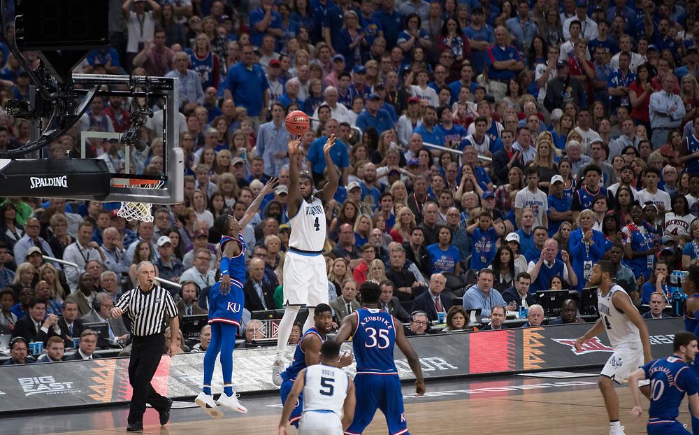 SAN ANTONIO, TX - MARCH 31:  at the 2018 NCAA Men's Final Four in the San Antonio Convention Center on March 29, 2018 in San Antonio, Texas. (Photo by Joshua Duplechian/NCAA Photos via Getty Images)