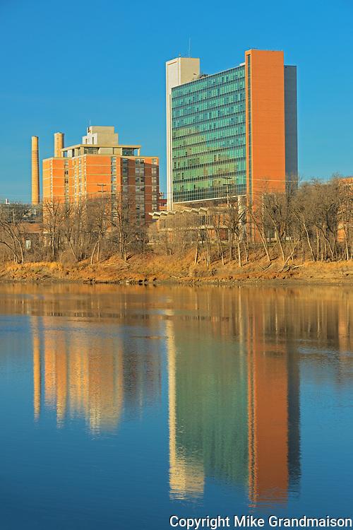 Pembina Hall. University of Manitoba. Raymond S.C. Wan, Architect, , ,