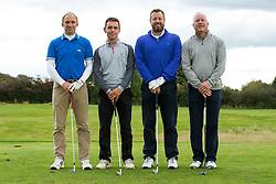 Team Jelf take part in the annual Bristol Rovers Golf Day - Rogan Thomson/JMP - 10/10/2016 - GOLF - Farrington Park - Bristol, England - Bristol Rovers Golf Day.