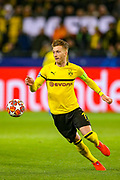Borussia Dortmund forward Marco Reus (11) during the Champions League round of 16, leg 2 of 2 match between Borussia Dortmund and Tottenham Hotspur at Signal Iduna Park, Dortmund, Germany on 5 March 2019.