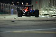 September 18-21, 2014 : Singapore Formula One Grand Prix - Jules Bianchi (ITA), Marussia-Ferrari
