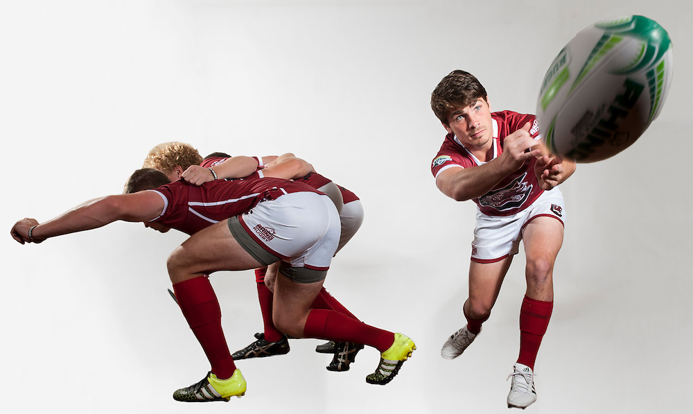 Teams take part in a photo shoot prior to the 2016 Penn Mutual Collegiate Rugby Championship. June 2, 2016.  <br /> <br /> Jack Megaw<br /> <br /> www.jackmegaw.com<br /> <br /> 610.764.3094<br /> jack@jackmegaw.com