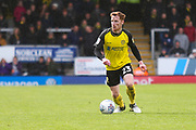 Burton Albion midfielder Stephen Quinn (23) during the EFL Sky Bet League 1 match between Burton Albion and Luton Town at the Pirelli Stadium, Burton upon Trent, England on 27 April 2019.