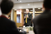 Insead Speaker event for insead alumni association on 21 Feb 2017 at Bloomberg Office HK, Photo by MozImages.