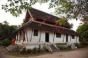 Wat Pak Khan, Luang Prabang, Laos.