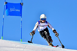 FORSTER Anna-Lena, LW12-1, GER, Giant Slalom at the WPAS_2019 Alpine Skiing World Cup, La Molina, Spain