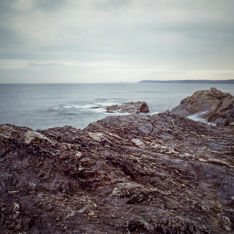 Seascape, Hemmick Beach, Cornwall, 2008