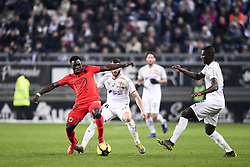 February 23, 2019 - Amiens, France - 27 JEAN VICTOR MAKENGO  (Credit Image: © Panoramic via ZUMA Press)