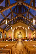 Ceremony at Holy Spirit Catholic Church