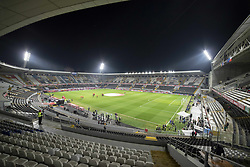 November 20, 2018 - Guimaraes, Portugal - General view of Estadio D. Afonso Henriques during the UEFA Nations League A Group 3 match between Portugal and Poland at Estadio D. Afonso Henriques in Guimaraes, Portugal on November 20, 2018  (Credit Image: © Andrew Surma/NurPhoto via ZUMA Press)