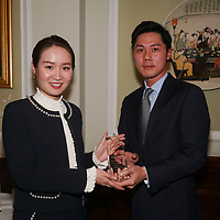 Mulan Sprung reception at london Capital club