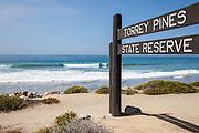Torrey Pines State Reserve in La Jolla