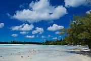 Bay de Ouameo, Ile des Pins, New Caledonia, Melanesia, South Pacific