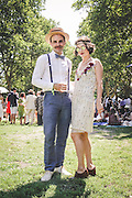 Jazz Age Lawn Party. Aug 2015. Governor's Island.